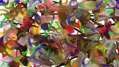 """JPG: Wallpaper painting"""