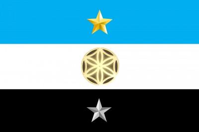 Asgardia flag