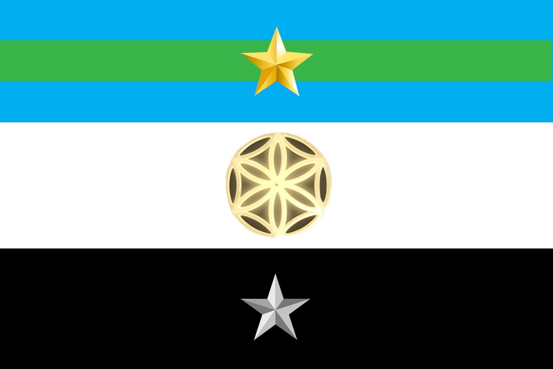 Portfolio des emblèmes de la nation Asgardia